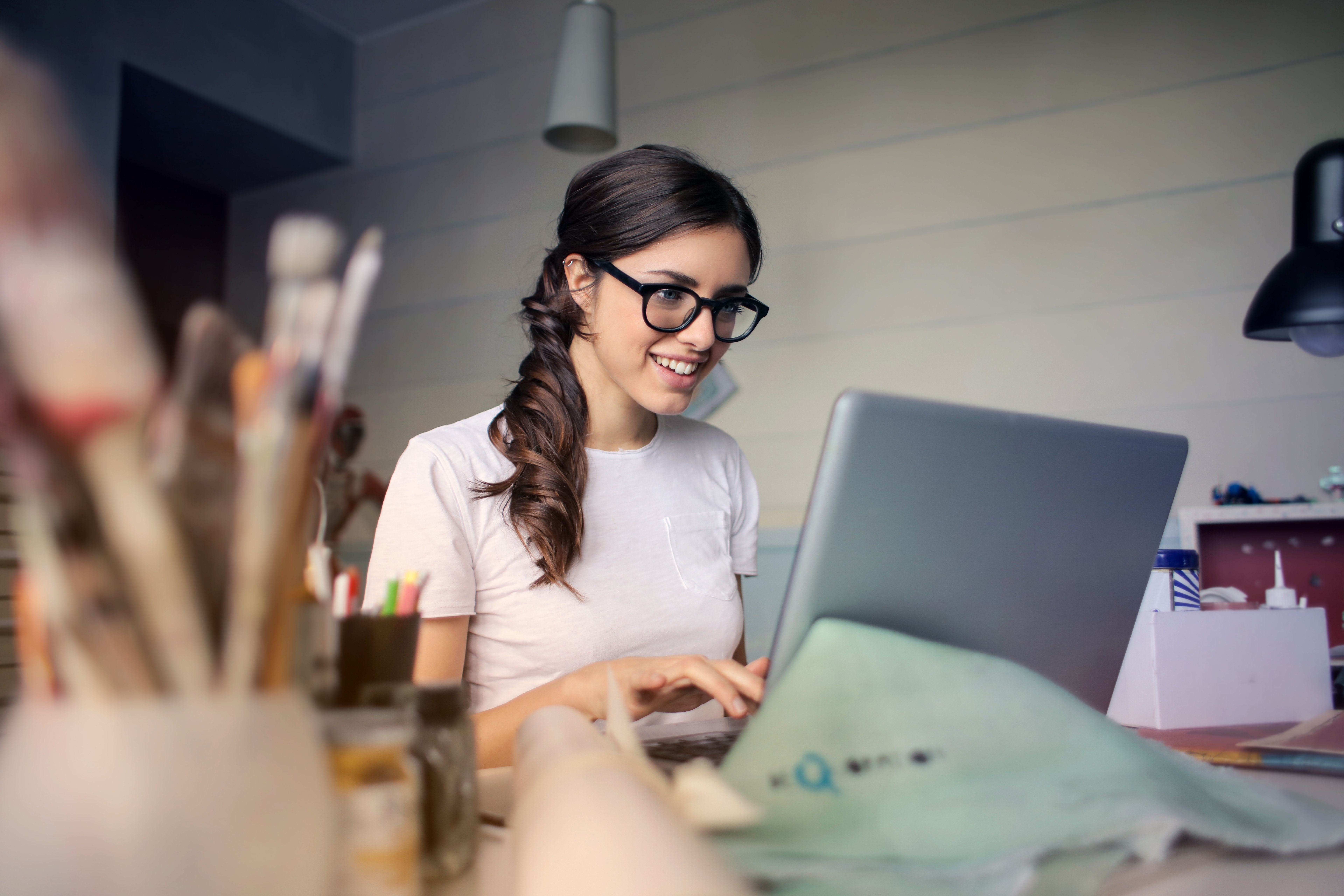 Les sources de bonheur du redacteur web freelance